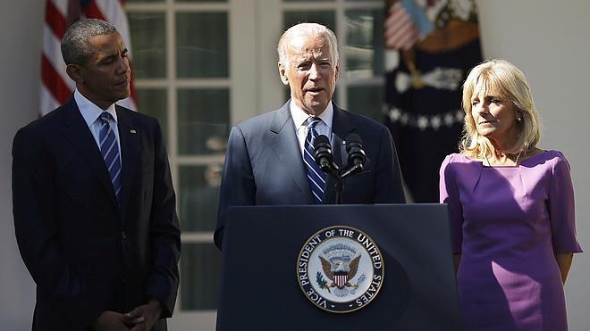 Biden renuncia a la Casa Blanca
