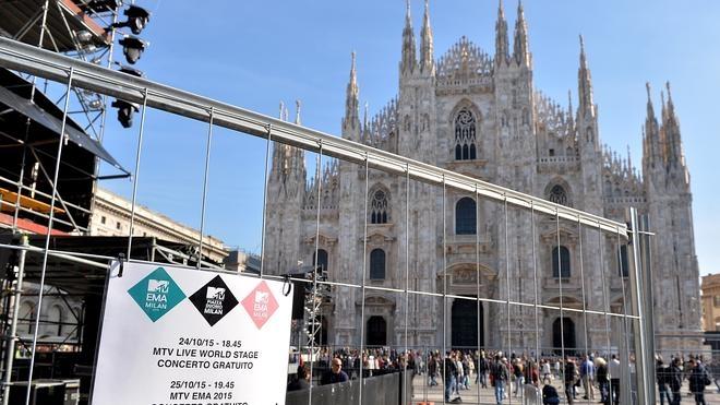 Milán cambia la Ópera por Justin Bieber