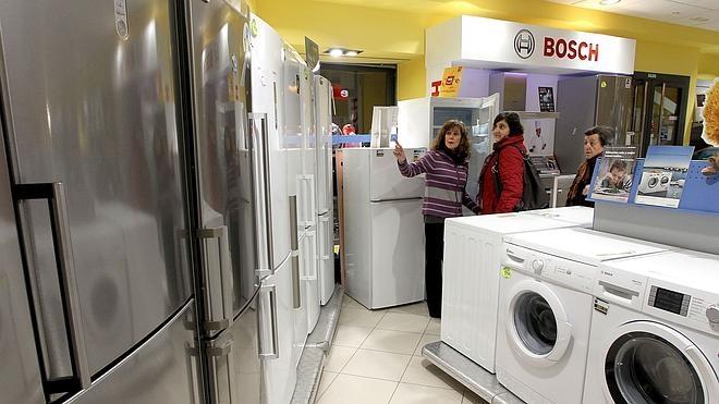 Los impagos en las compras a plazos bajan un 15,6% en septiembre