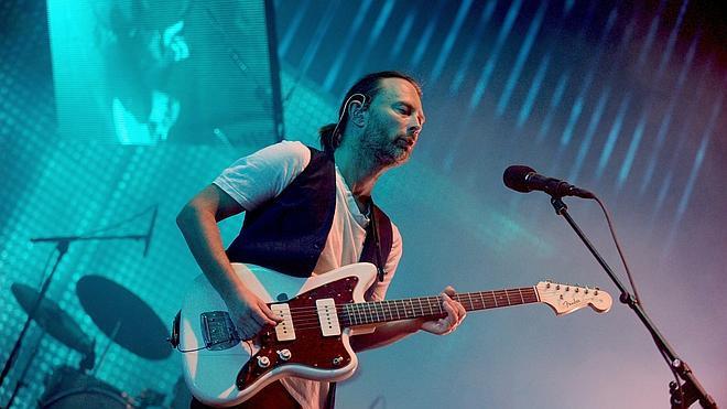 Radiohead presentará su nuevo disco en el Primavera Sound de Barcelona