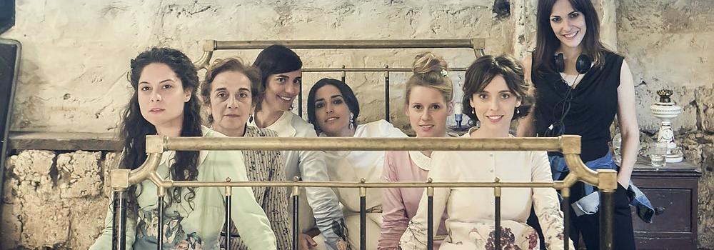 Los Goya, en femenino