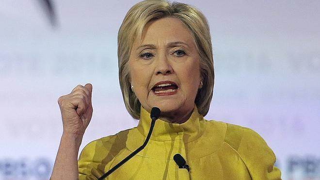 Hillary Clinton pasa al ataque tras el varapalo de New Hampshire