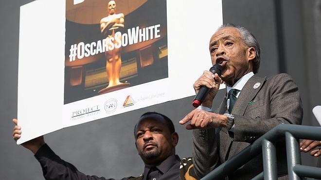 Las protestas por la falta de diversidad racial llegan a la alfombra roja