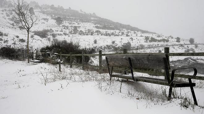 Evacúan a 82 personas, 15 de ellas menores, aisladas en la sierra de Madrid