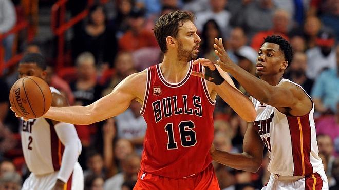 Los Bulls siguen en caída lbre