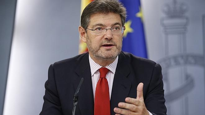 Catalá: «Otegi no tiene legitimidad para indicar a los demócratas el camino a seguir»