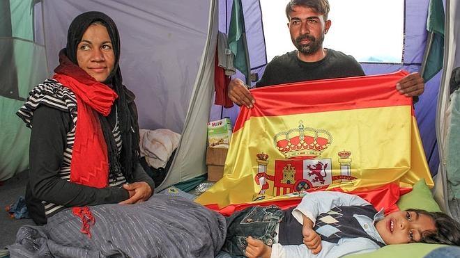 Osman, el pequeño afgano con parálisis cerebral, llegará a Valencia en dos meses