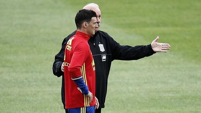 Aduriz: «No es normal ir con mi edad a una Eurocopa»