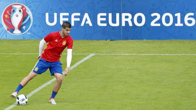 El Real Madrid recomprará a Álvaro Morata