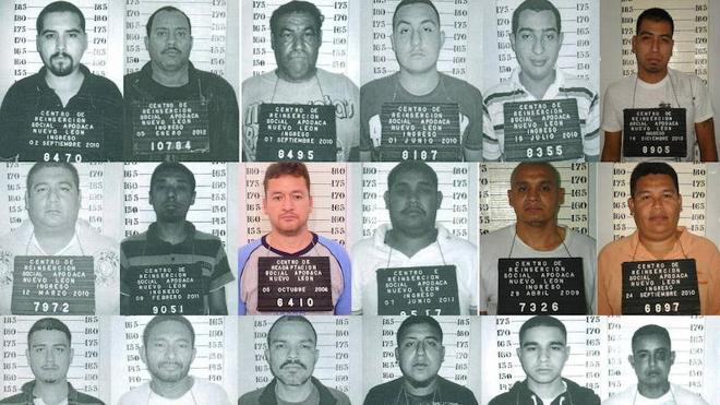 Se fugan diez presos de la cárcel de Cancún