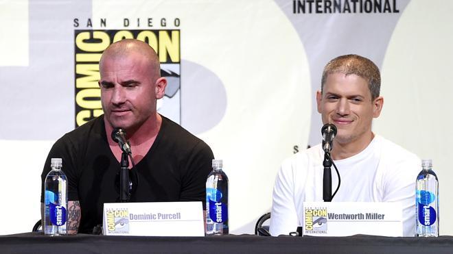 Los regresos de 'Prison Break' y '24' echan el cierre a la Comic-Con de San Diego