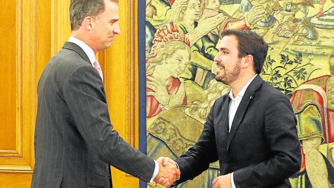 El Rey urge a los partidos a hacer el «máximo esfuerzo» para que haya Gobierno