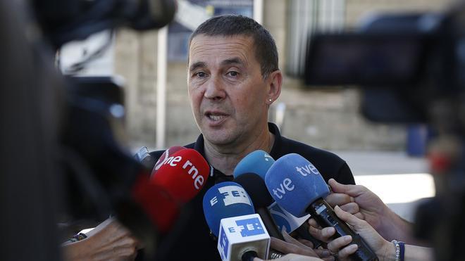 Otegi: «No habrá tribunal, Estado, ni Ejército que impida que sea candidato»