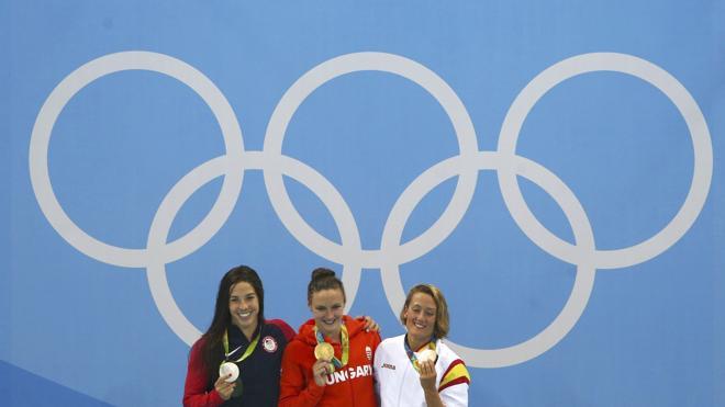 Horarios de los deportistas españoles en el domingo