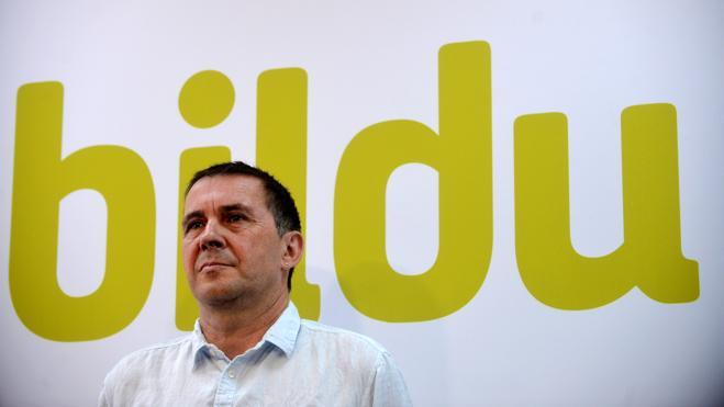 PP, UPyD y Ciudadanos impugnarán la candidatura de Arnaldo Otegi