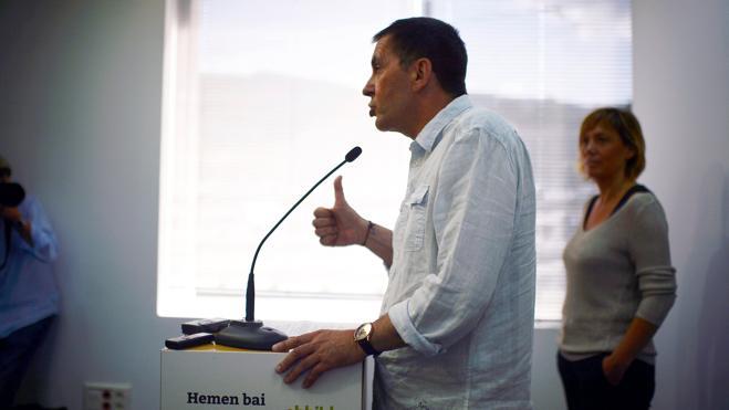 El PSE no impugnará la candidatura de Otegi