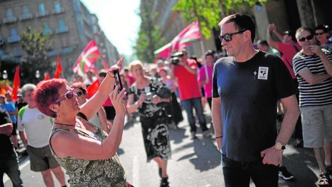 Sortu: «Otegi será candidato y estará en el Parlamento»