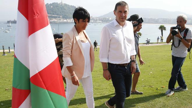 EH Bildu formaliza la presentación de Otegi como candidato a lehendakari