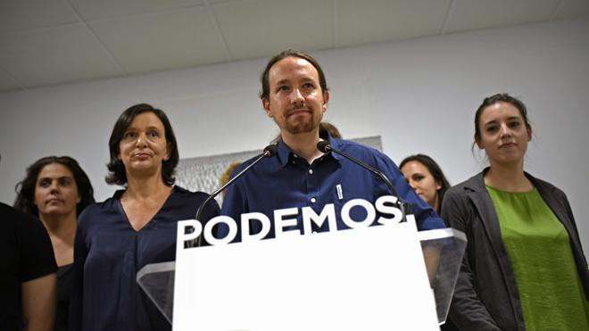 Iglesias insta al PSOE a aclararse «de una vez»
