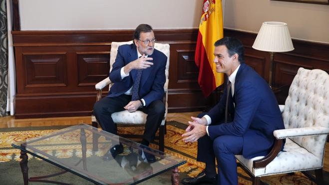 Sánchez: «Ha sido una reunión perfectamente prescindible»