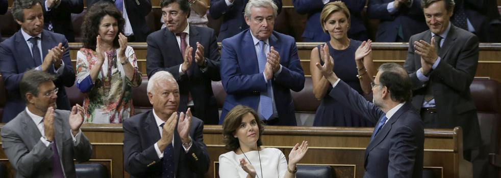 Rajoy se presenta como la única opción de gobierno: «No existe alternativa viable»
