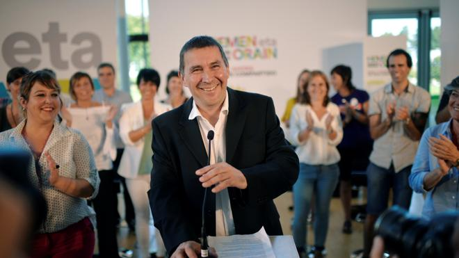 Publicadas las candidaturas de las elecciones vascas, sin Arnaldo Otegi