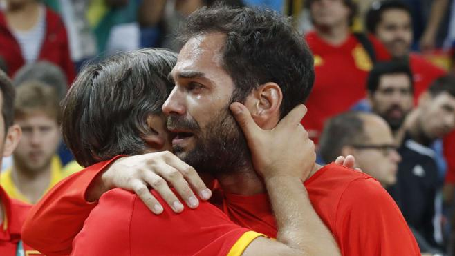 Calderón: «Era el momento oportuno para dejar la selección»