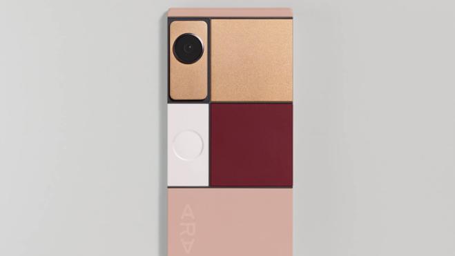 Google abandona el desarrollo de su teléfono modular