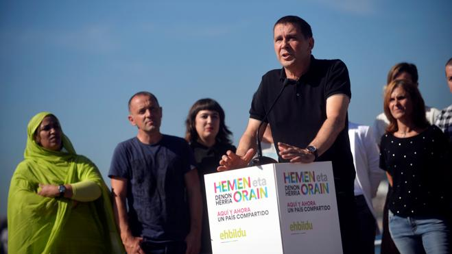 El Constitucional impide que Otegi se presente a las elecciones vascas