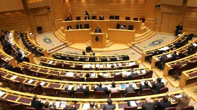 El PDC recurre al Constitucional la decisión del Senado de impedirles tener grupo propio