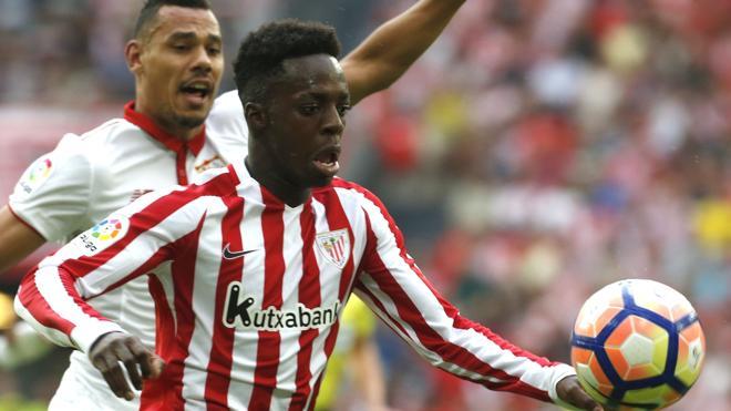 El Athletic fuerza la primera derrota del Sevilla