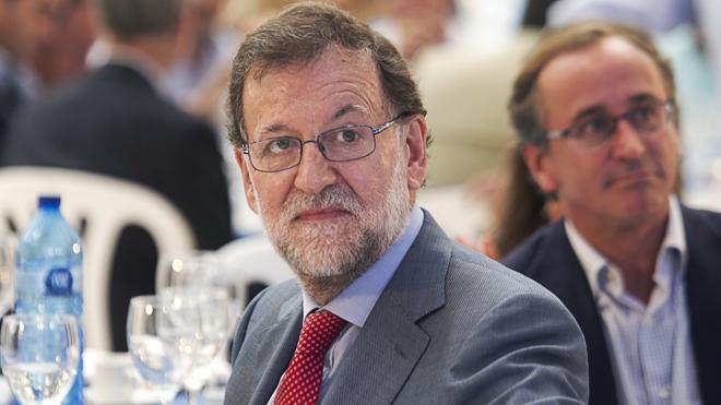 Rajoy carga contra el Gobierno «frankenstein» que lideraría el PSOE