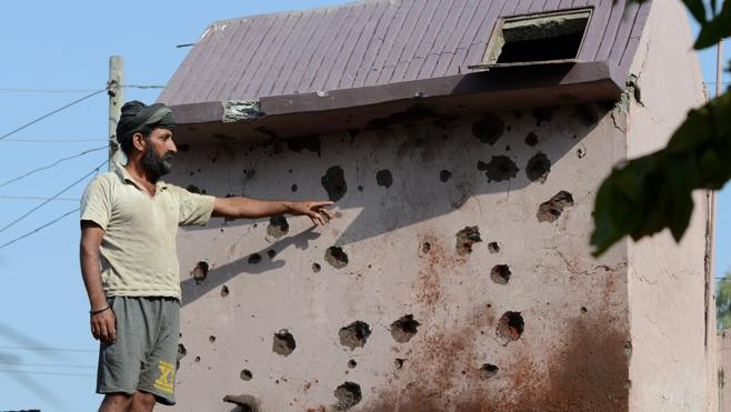 Cuatro muertos en los enfrentamientos en la frontera entre India y Pakistán