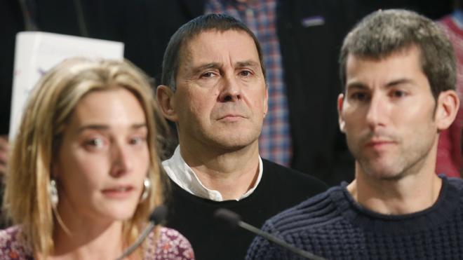 Arnaldo Otegi lidera la única candidatura que opta a dirigir Sortu