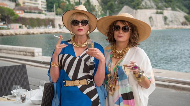 'Absolutamente fabulosas', el salto al cine de la comedia británica más 'cool'