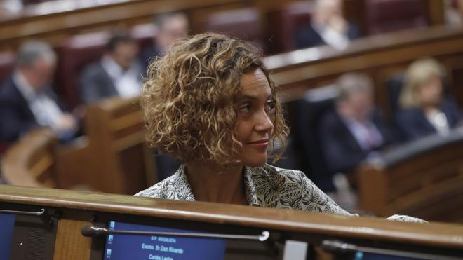 La gestora del PSOE aparta a Batet de la dirección y deja vacante el puesto del PSC