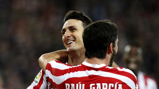 El Athletic se mete en la pelea por Europa