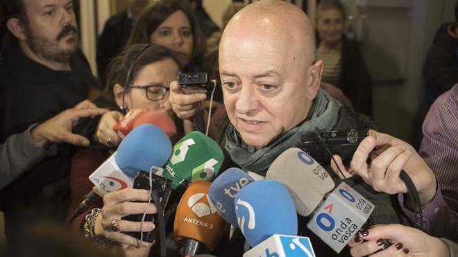 Elorza acudirá «posiblemente» al primer acto de Sánchez: «Esto empieza a moverse»