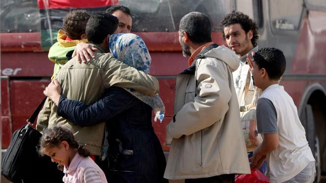 La travesura de un mono desata la guerra en una ciudad de Libia