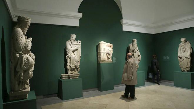 El sueño del Maestro Mateo en El Prado