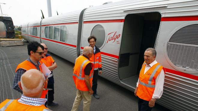 Moscú y Berlín, más cerca gracias a los trenes Talgo