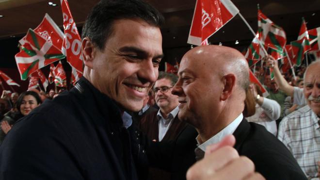 Los 'sanchistas' piden a Sánchez que lidere «una alternativa» en el PSOE