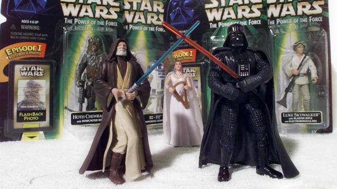 La 'Patrulla Canina' y la saga de Star Wars, juguetes más vendidos esta Navidad