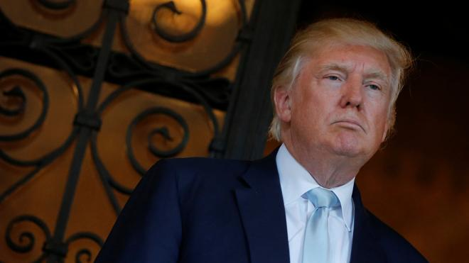 Trump escribirá su propio discurso de investidura