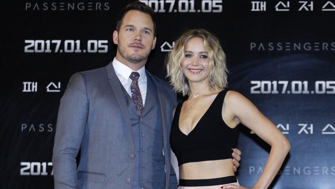 Jennifer Lawrence: «Soy una auténtica neurótica, nadie querría quedarse atrapado conmigo»