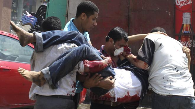 Egipto condena a 148 Hermanos Musulmanes a cadena perpetua por matar a un mando policial