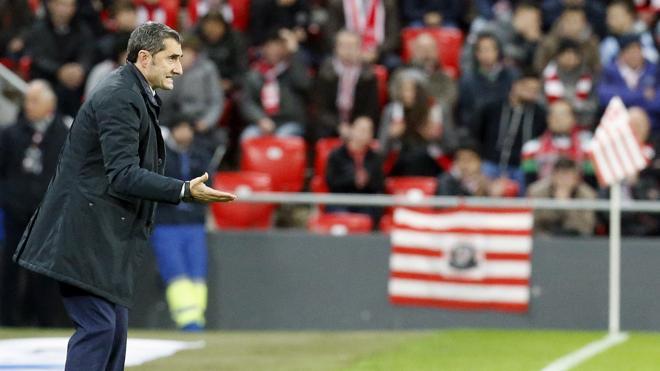 Valverde: «Sabemos que queda mucho»