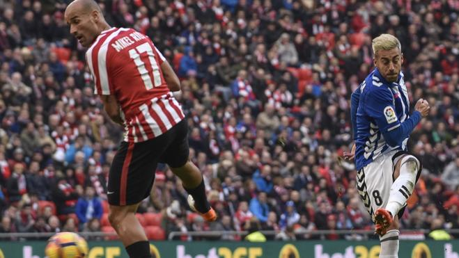 El Athletic pierde la intensidad ante el Alavés