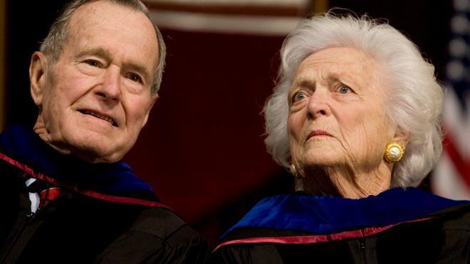 El expresidente George H. W. Bush deja la unidad de cuidados intensivos