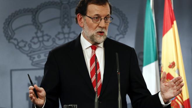 Rajoy: «Vamos a intentar con el PNV y, si no, llegar a un entendimiento con el PSOE»